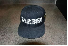 barber tools clothing