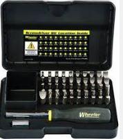 tool set to fix barber tools